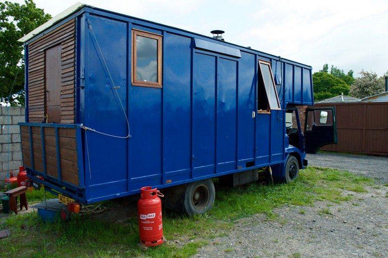 Truck House