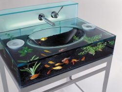 Unique Bathroom Sinks