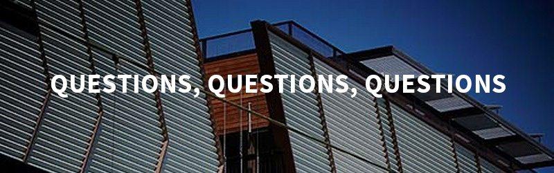 Architecture Questions