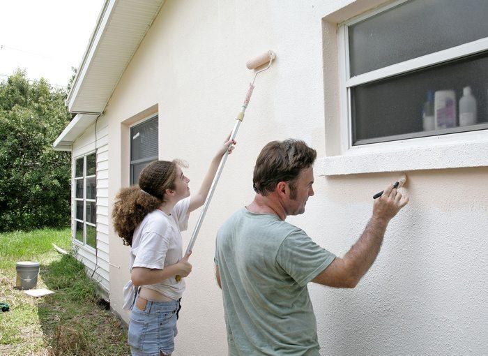 Paint your house solar!