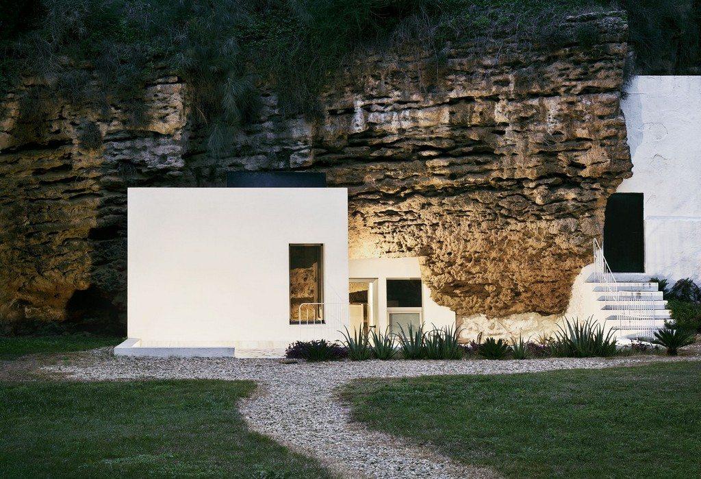 Casa Tierra: House Cave