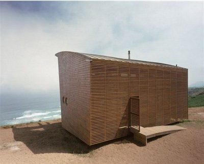 House Buzeta features stunning views of the sea.