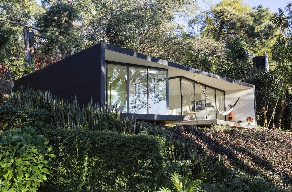 Tepoztlán Lounge promises days of respite and relaxation.