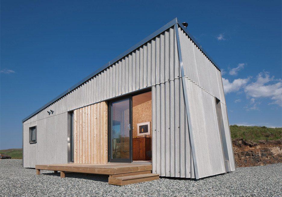 The Studio - architect designed, owner-built.