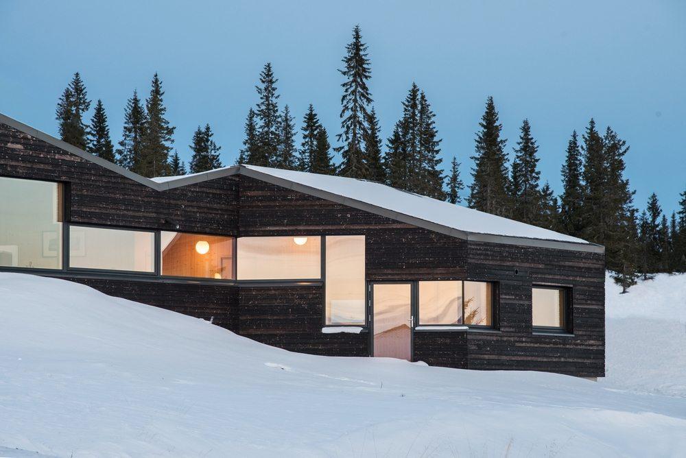 Cabin Sjusjøen