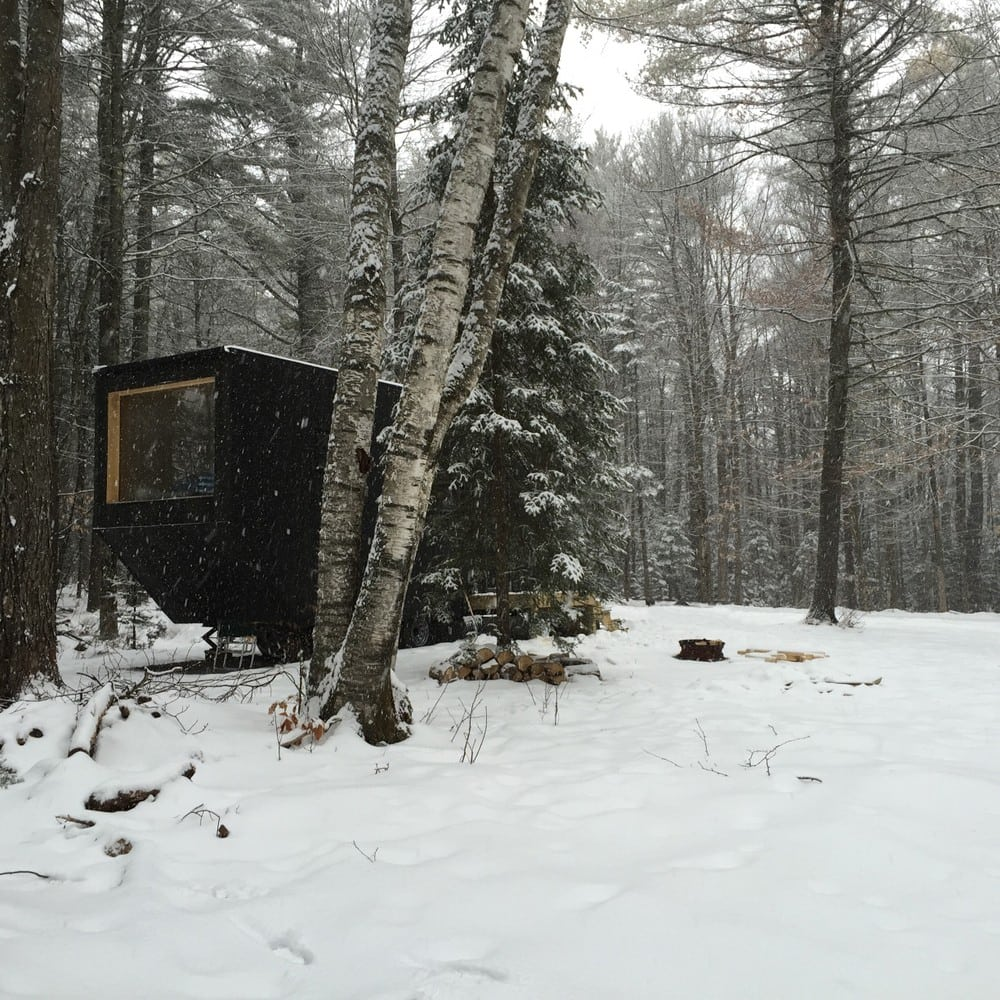 Getaway Cabins are the perfect getaway spot.