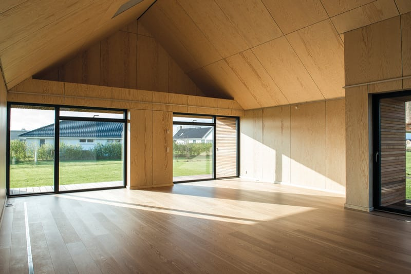 The house may be simple but it offers the advantages of resilience and longevity.