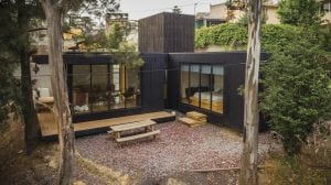 The Black Cabin