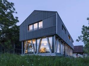 Hemishofen House