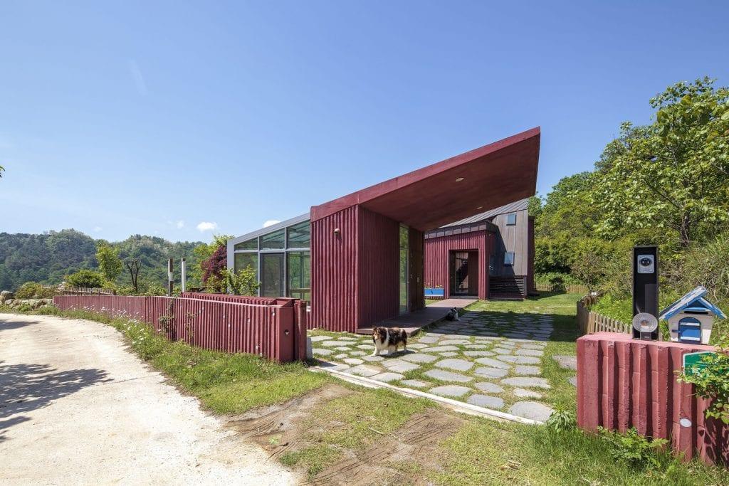 Jirisan House