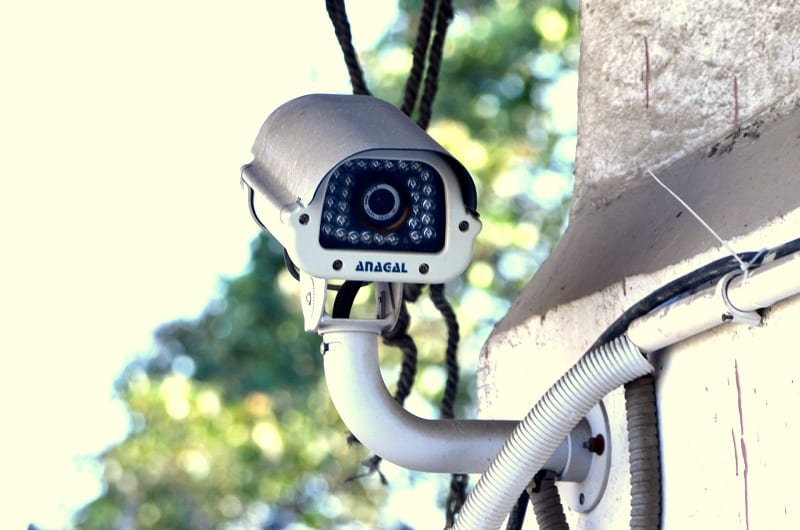 Many homeowners make the mistake of installing just one camera.