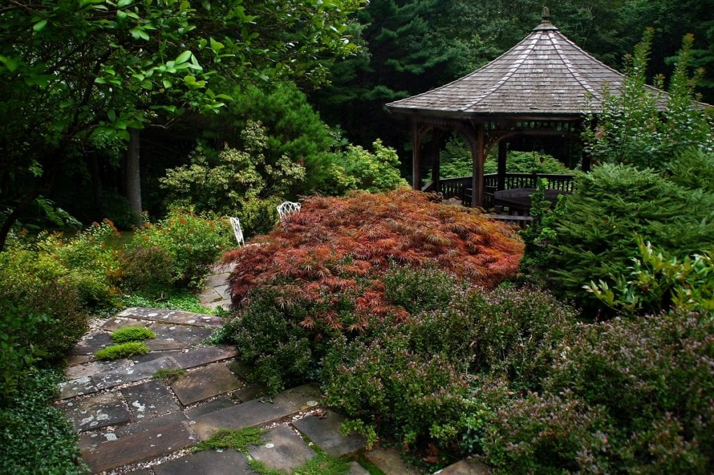For an individual recovering from a serious illness, gardens can provide hope and inspiration.