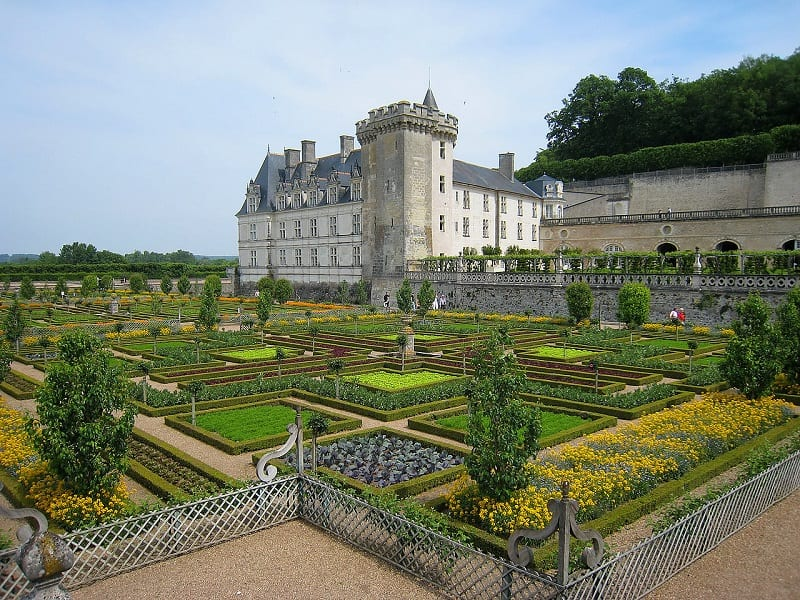 The gardens of the French Renaissance provide a particular wealth of design ideas.