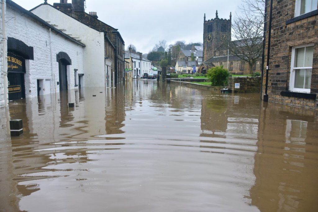 Flooding will become more frequent as the environment warms.