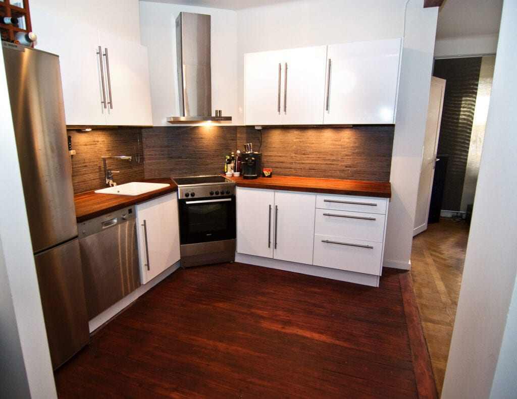 Well maintained appliances can still look appealing and be fully functional for many years.