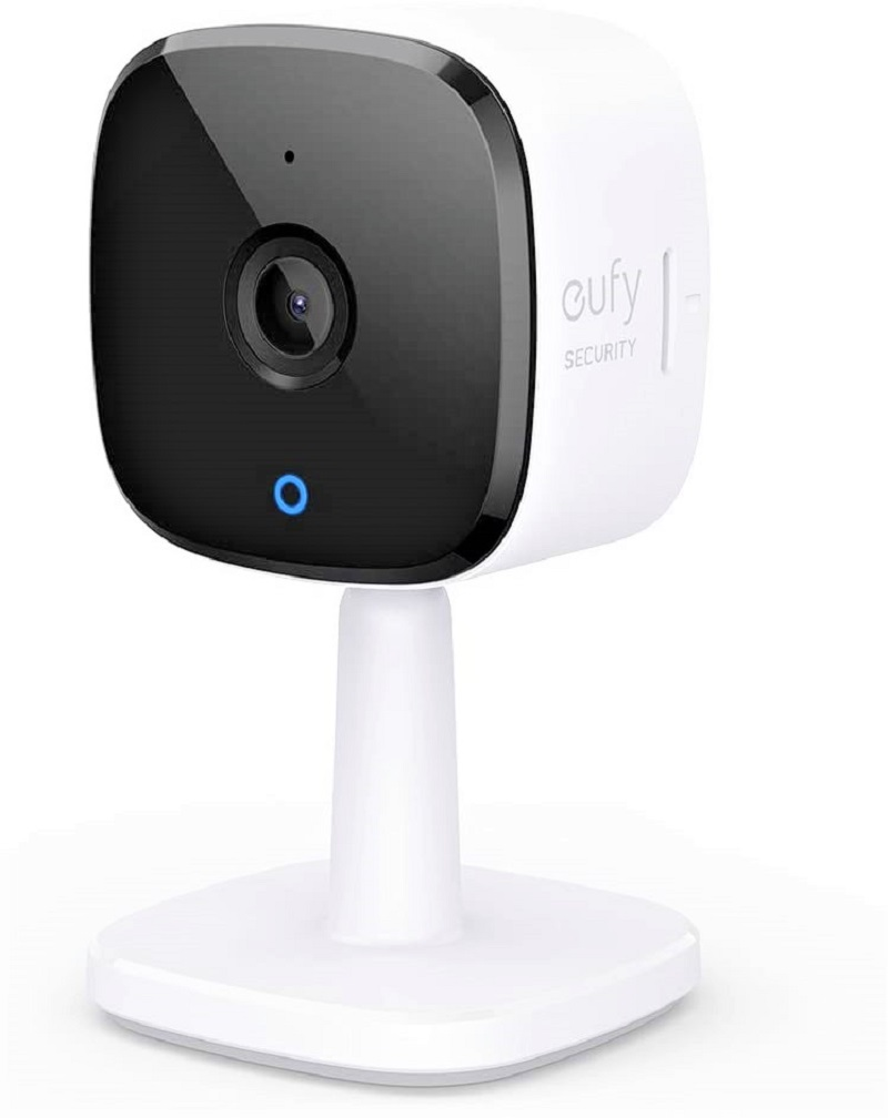 Eufy's Indoor Camera 2K allows you to set an activity zone for your pet and offers a 125-degree view an an 8X digital zoom.